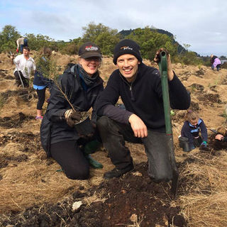 Greening Taupo Community Planting Day